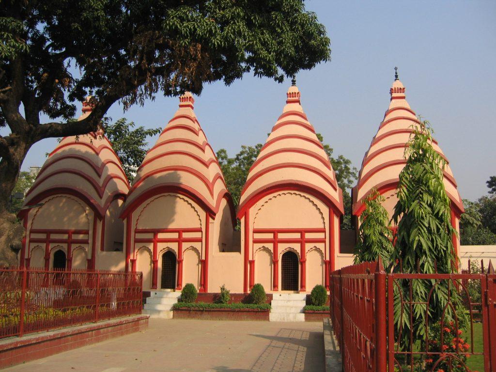 Dhakeshwari Temple Photographed by Ragib Hasan