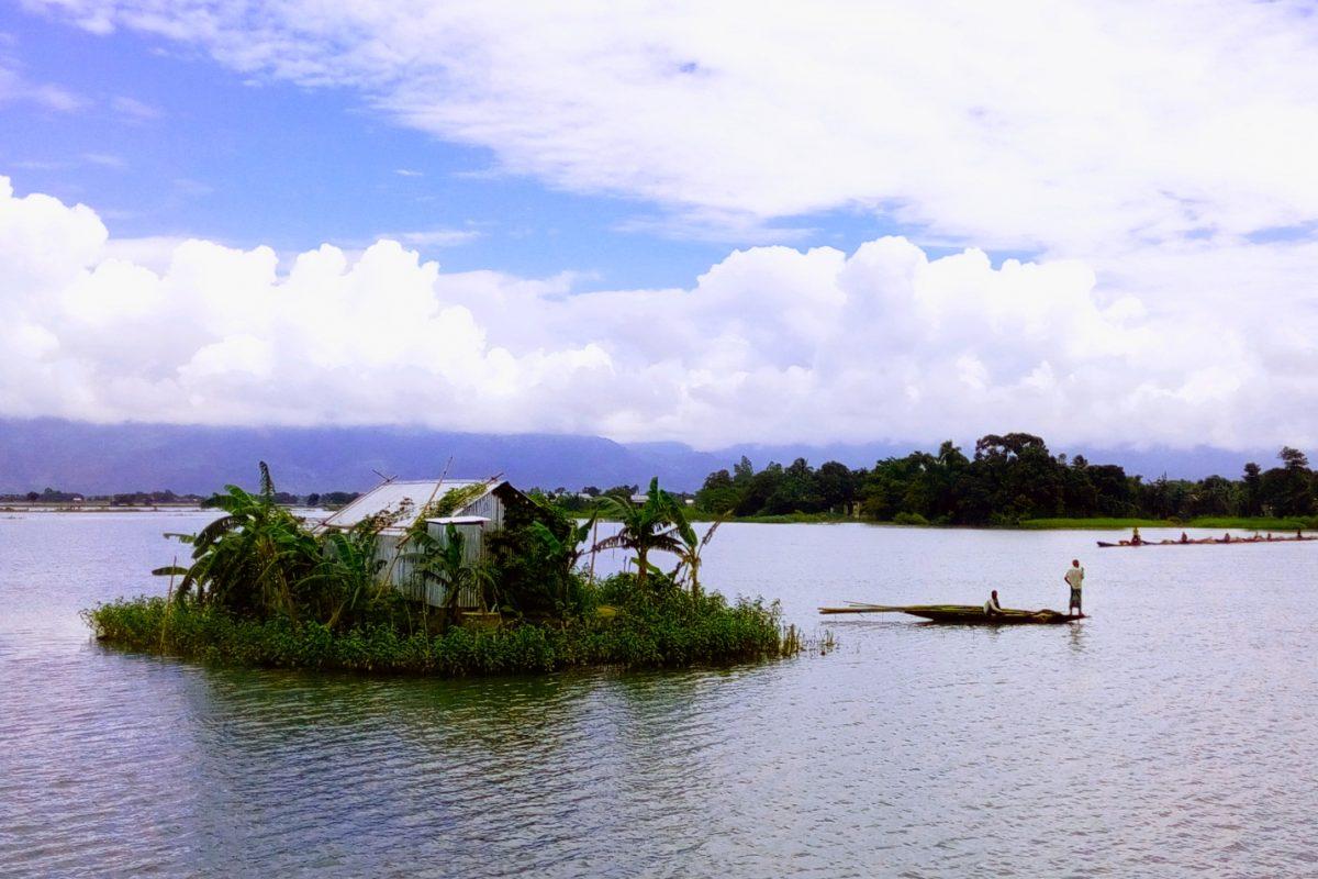 টাঙ্গুয়ার হাওর ভ্রমণ- আমার অভিজ্ঞতা